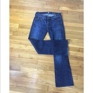 SALE 🇺🇸 7 For All Mankind bootcut jeans 27